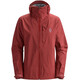 Black Diamond W's Sharp End Shell Jacket Maroon